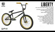 Kink Liberty - BMX Bike