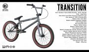 Kink Transition - BMX Bike