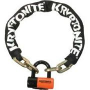 Kryptonite New York Chain W-EV Series 4 Disc Lock