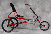 Mission Cycles Versa Trike