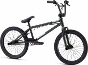Mongoose Article - Green Bmx Bike 2012-Black