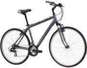 Mongoose Crossway 225 2011-Hybrid Sports Bike