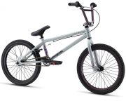 Mongoose Culture Bmx Bike Grey NIC 2012-Mongoose Bmx