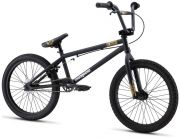 Mongoose Logo 2012 Bmx Bike- Black & Gold