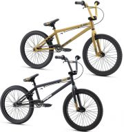 Mongoose Logo 2012 Bmx Bike- Gold