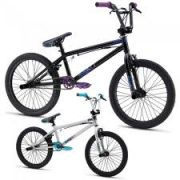 Mongoose Subject Bmx Bike - 2012-BlackSilver Or Grey