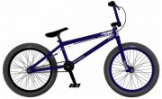 Mongoose Thrive Bmx Bike 2012-Matt Blue