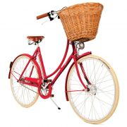 Pashley  Britanna Ladies Hydrid Bike- Red