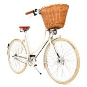 Pashley  Britannia-Traditional Ladies Bike White