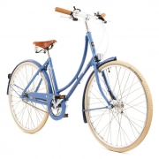 Pashley  Poppy -Blue Traditional Ladies Bike