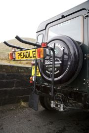 Pendle Behind The Ball 4 Bike Landrover Bike Rack