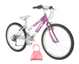 Raleigh Krush 24 inch girls