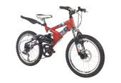"Raleigh Mega Max 20"" FS boys"