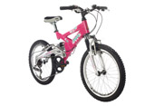 "Raleigh Mega Max 20"" FS girls"