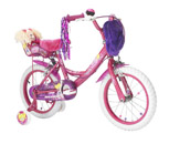 Raleigh Molly 16 inch girls
