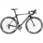 Scott Foil Team Issue-Aero Road Bike