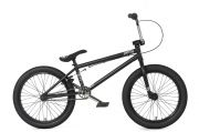 We The People Justice Bmx Bike 2012 Black- Chrome