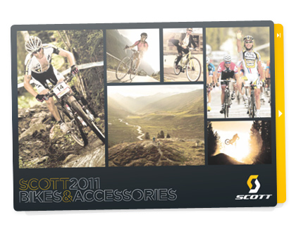 Scott 2013 Bikes and Accessories Catalogue