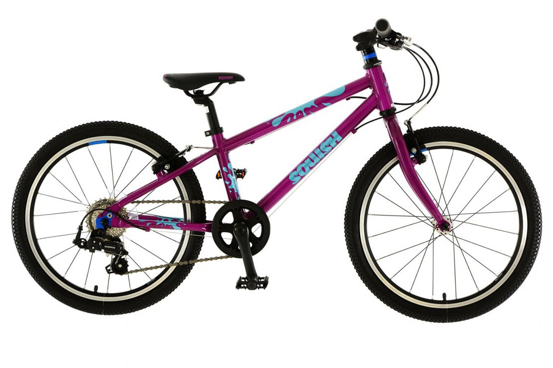 Squish 20 Purple - 2020 Kids Bike