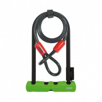 Abus ULTRA 410 D-LOCK 230MM + CABLE