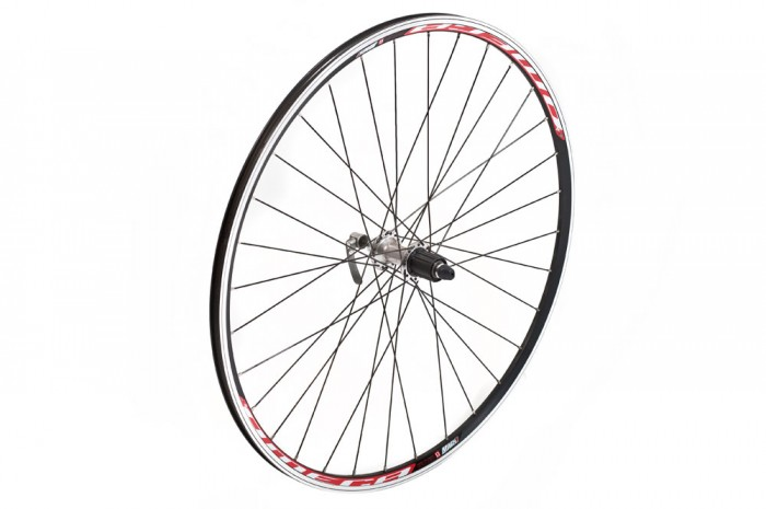 Click To Enlarge  	 Tru Build 700C Road Wheel - Front 2014