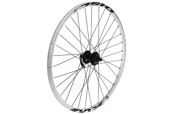 MX Disc Wheel 26inch White - FRONT 2014