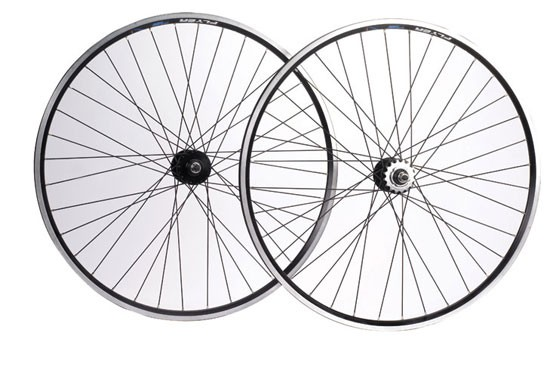 Rear Wheel 700c Zac2000 Alloy Rim Silver, Sturmey Archer 3 Speed 2000