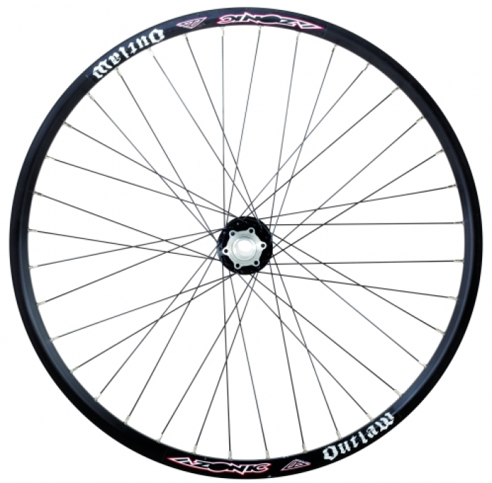 Outlaw Wheelset 26inch 2013