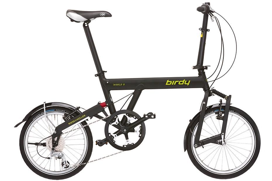 Birdy World Sport 8 Speed Derailleur Folding Bike 2017