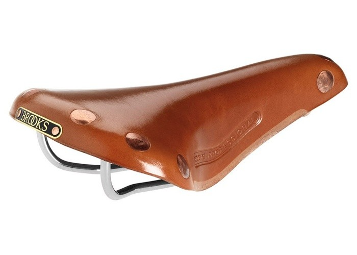 Team Pro Chrome Saddle 2014