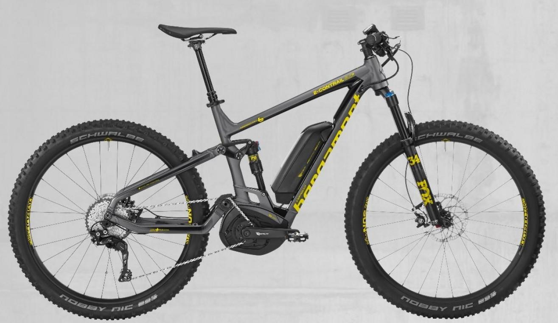 Bergamont Bergamont E Contrail 8 0 Plus Electric Bikes 2017