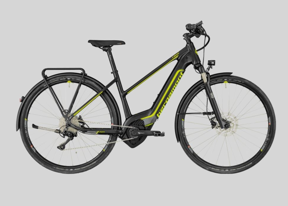 E-HELIX Expert 2018 - Ladies Electric Bike