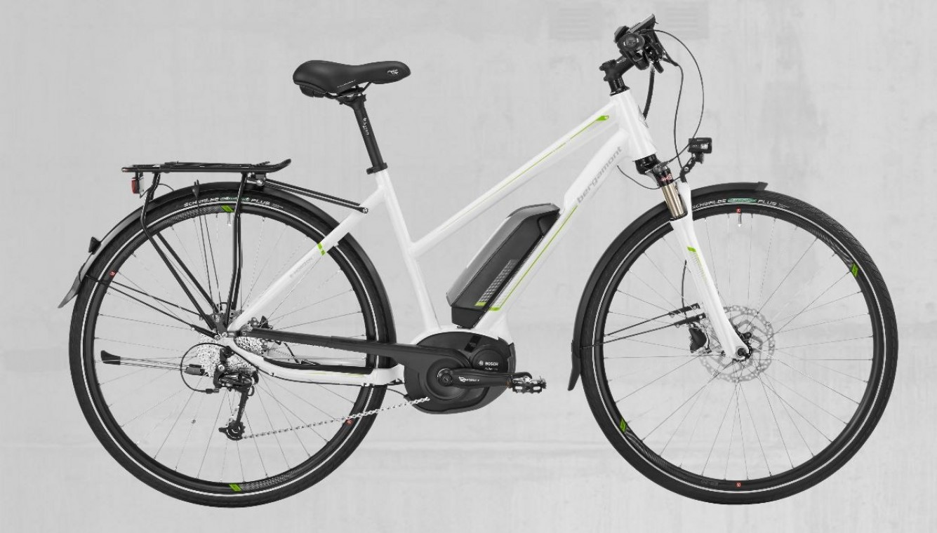 E-HORIZON 7.0 LADY 2017 - Electric Bike