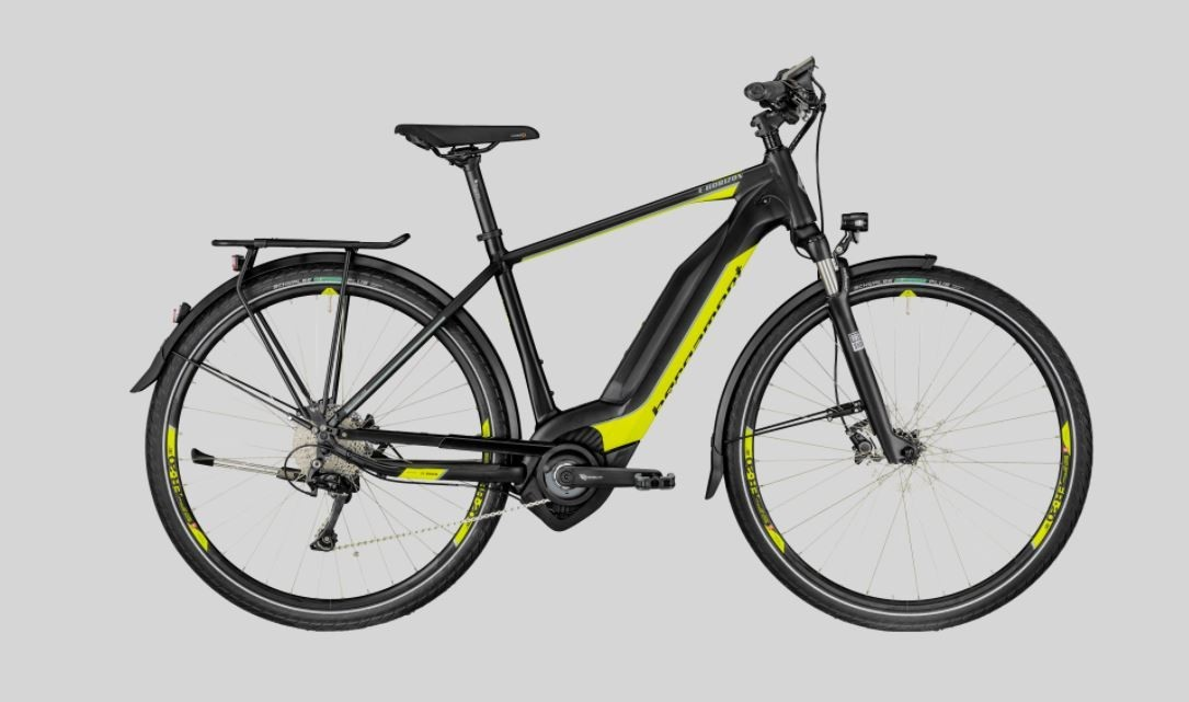 E-HORIZON 8.0 2018 - Gents Electric Bike