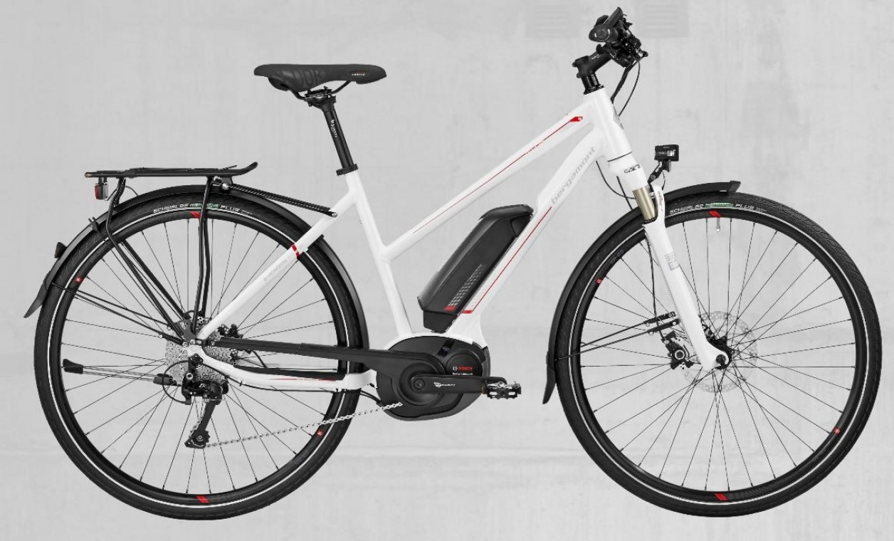 E-HORIZON 8.0 LADY 2017 - Electric Bike