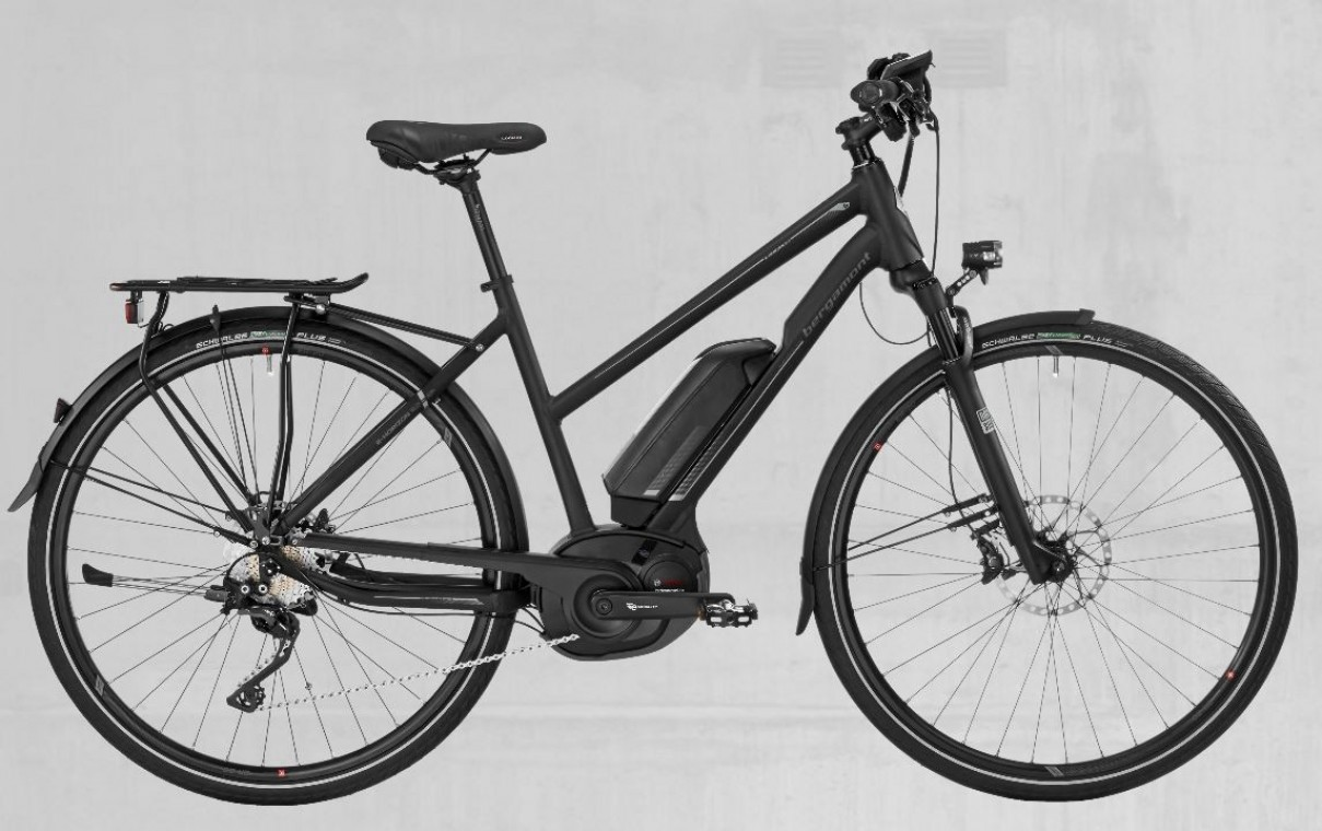E-HORIZON 9.0 LADY 2017 - Electric Bike