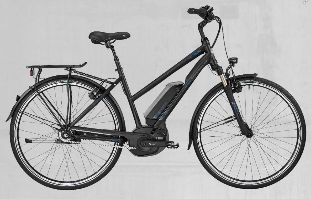 eff9c04ffa5 Bergamont E-HORIZON N8 FH 400 LADY 2017 - Electric Bike