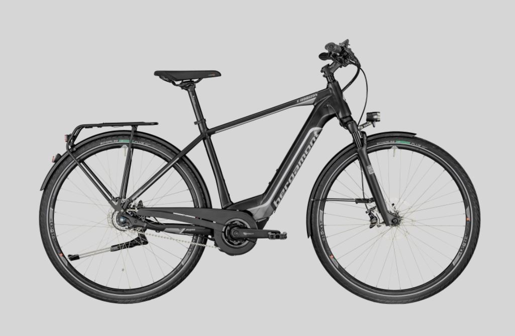 E-HORIZON ULTRA 2018 - Gents Electric Bike