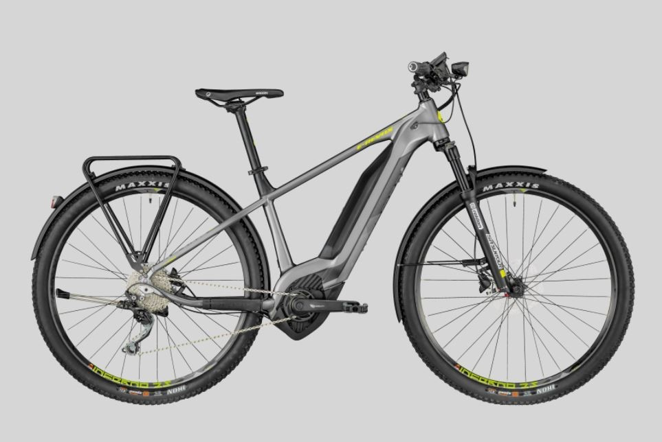E-REVOX 7.0 EQ 2018 - Electric Bike