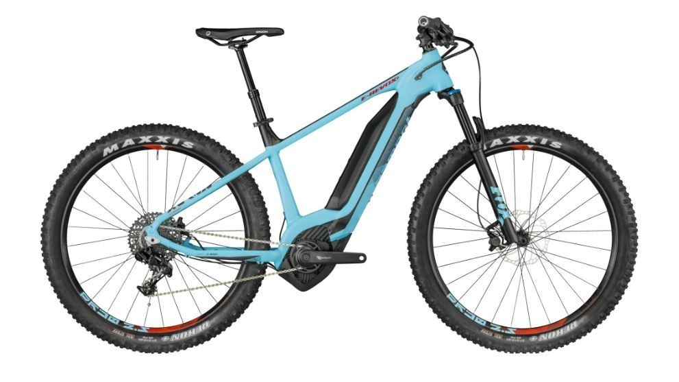 E-Revox 8.0 Plus 2019 - Hardtail Mountain Bike