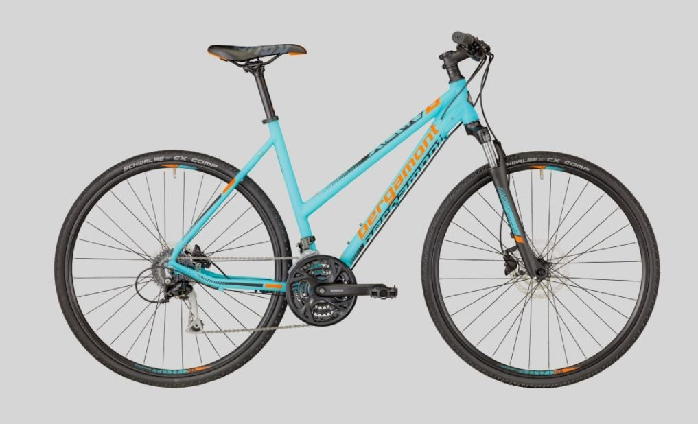 HELIX 5.0 LADY 2018 - Hybrid Bike