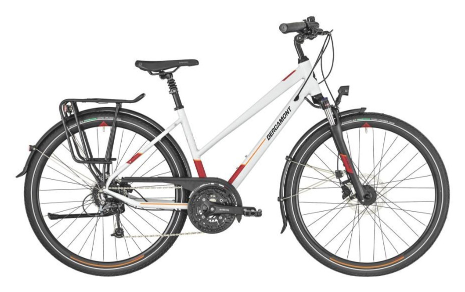 Horizon 6 Lady -  Hybrid Bike 2019