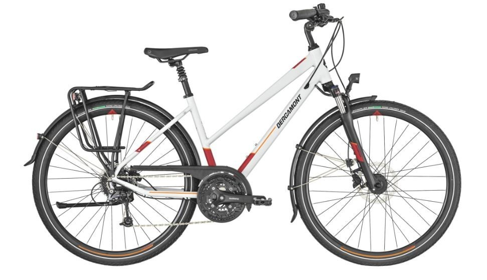 Horizon 6.0 Lady 2019 - Hybrid Bike