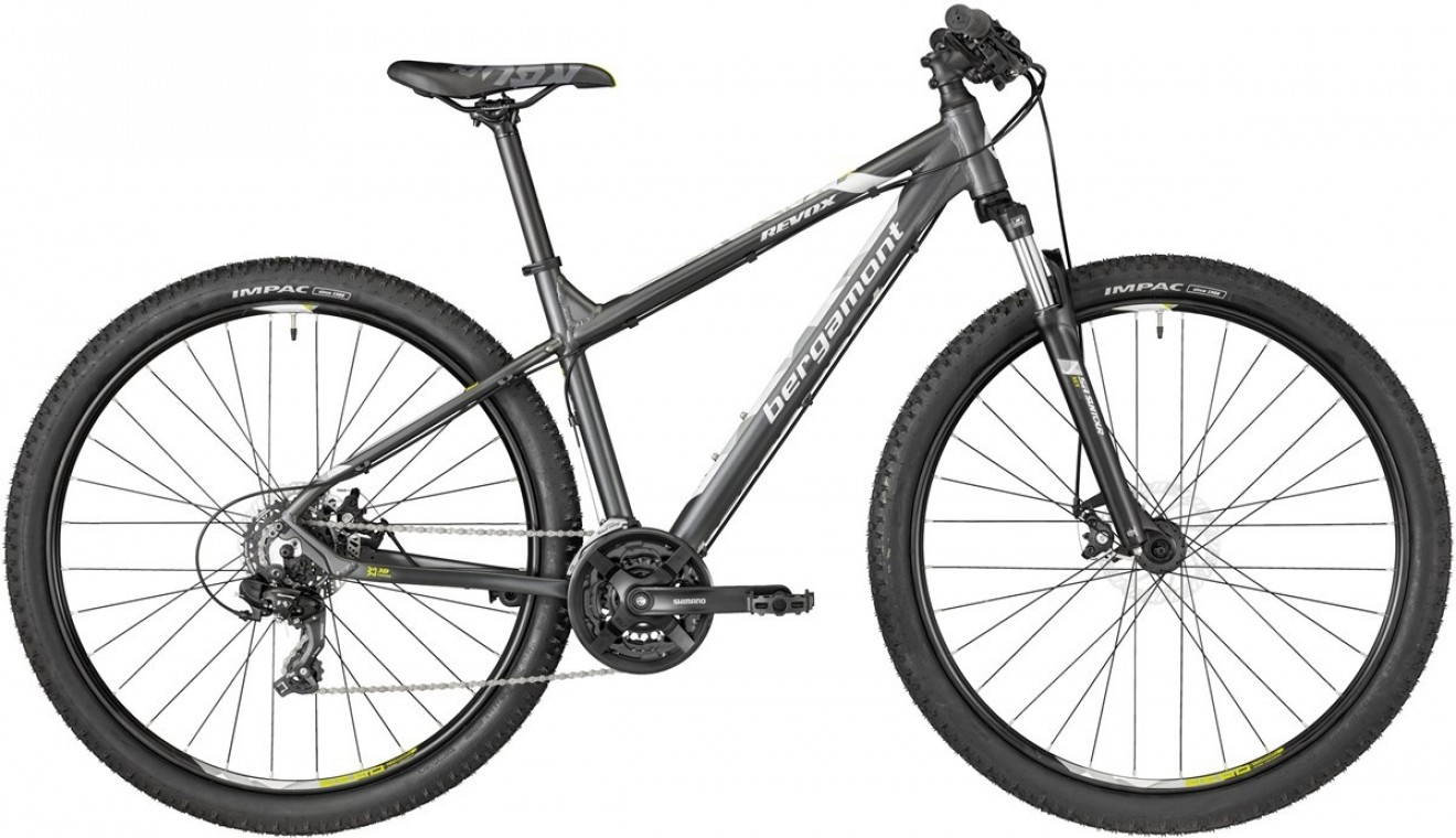 Revox 2.0 2018 - 27.5 Mountain Bike