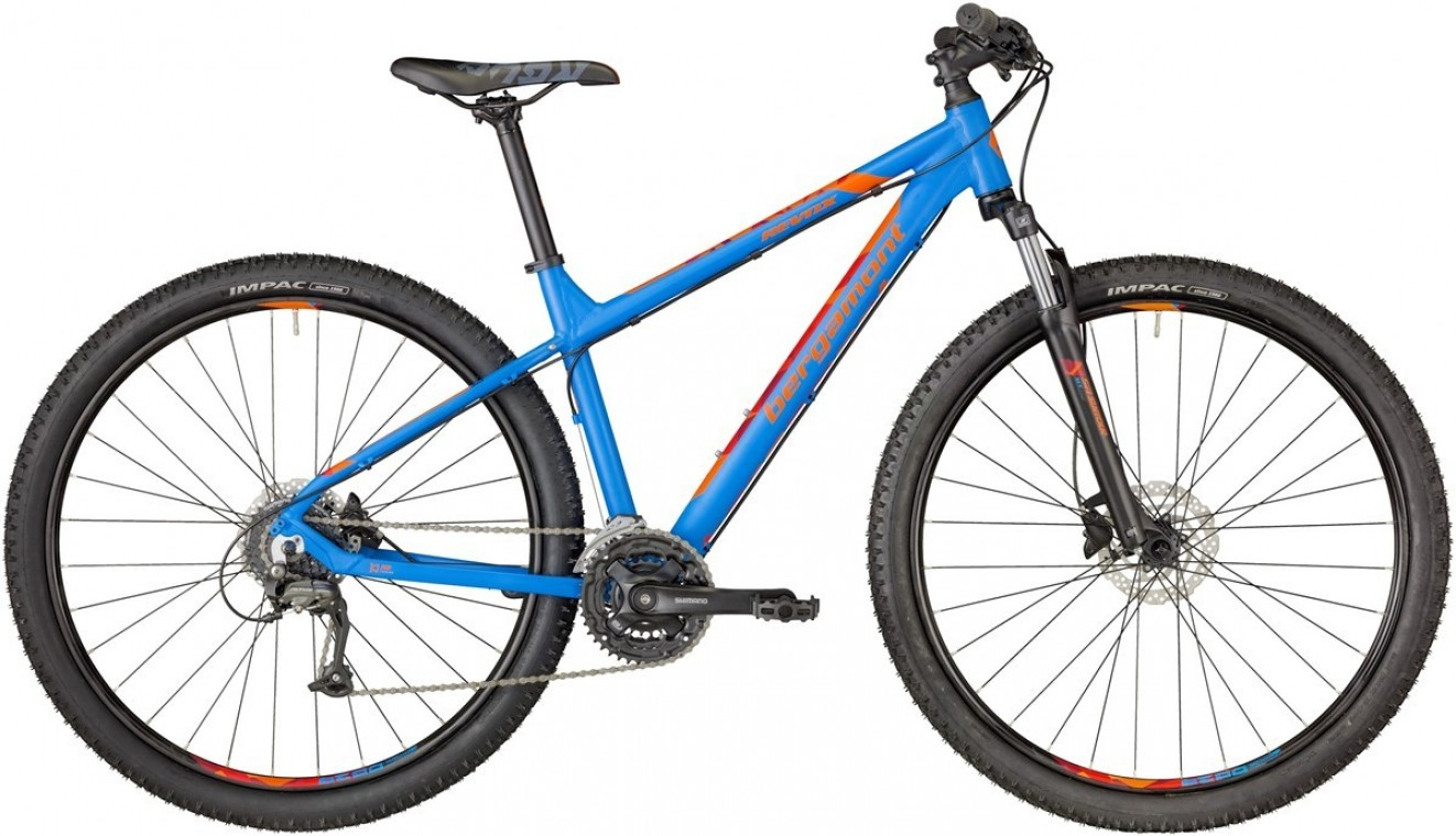 Bergamont Revox 3.0 - 27.5 Mountain Bike 2018 Hardtail Mountain Bike