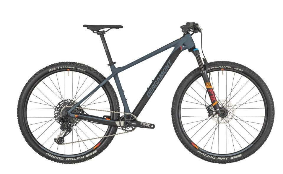 Bergamont Revox Pro - 2019 Hardtail Mountain Bike