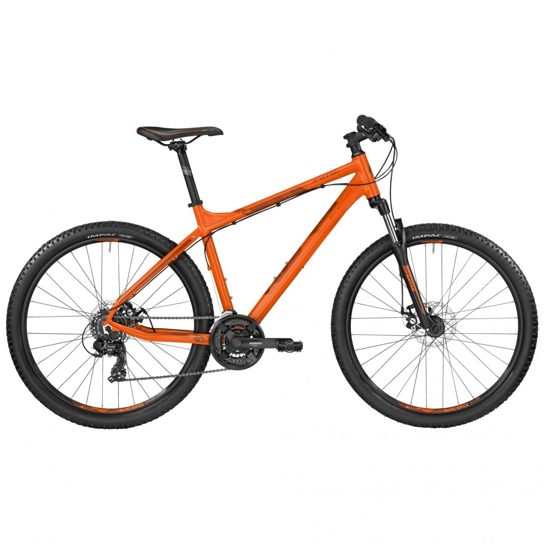 Roxter 2.0 2017 - Hardtail mountain Bikes