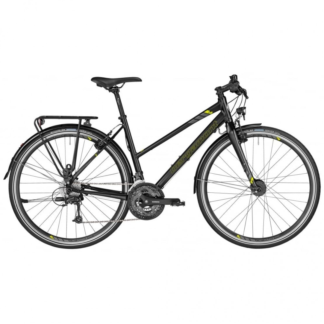Sweep 7.0 EQ 2017 - Hybrid Bike