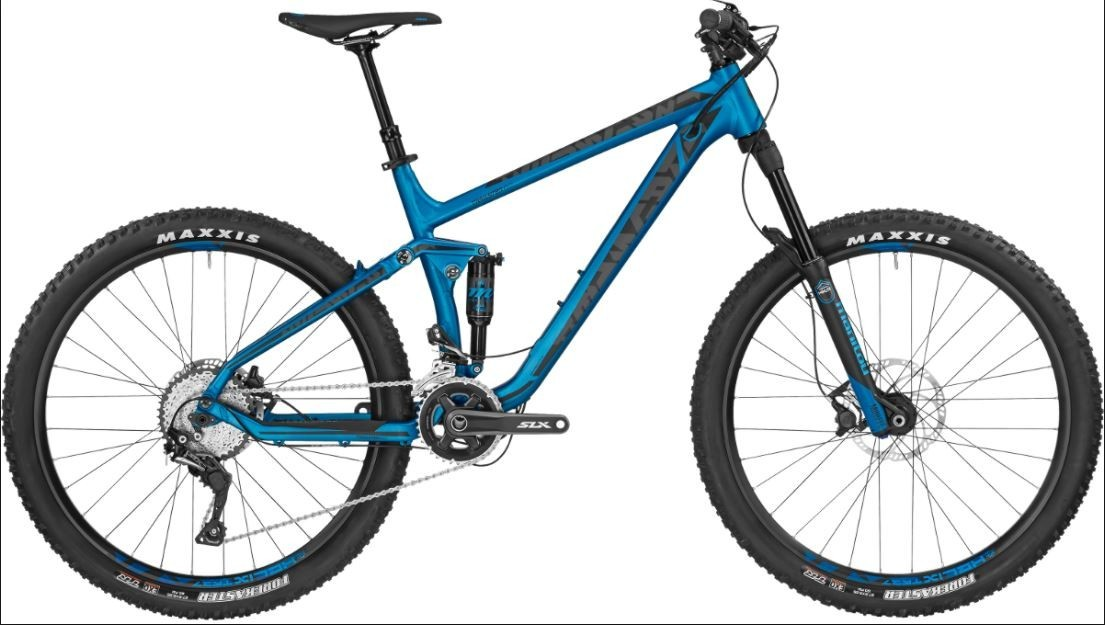 TRAILSTER 6.0 - Mountain Bike 2017