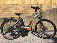Bergamont E-HORIZON 6.0 WAVE 2018 - Electric Bike